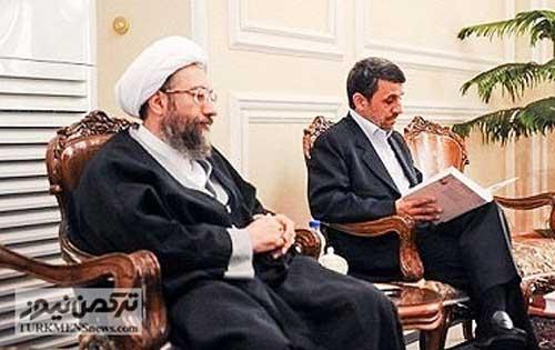 AhmadiNejad TN - ضرب الاجل 48 ساعته احمدی نژاد به قوه قضاییه