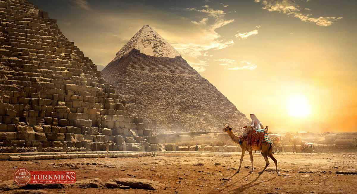 Ahrame Mesr 23D - فضای خالی عجیبی در هرم جیزهی مصر کشف شد