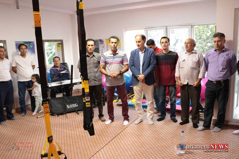 Akademi 2020 TN 29 - باشگاه - آکادمی تندرستی 2020 در گنبد کاووس افتتاح شد+تصاوير