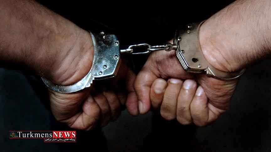 Amele Neza 23F 1 - دستگیری عاملان نزاع در شهرستان آق قلا
