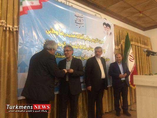 AmozeshParvaresh 9F - «احسان گوهری راد» سکاندار آموزش و پرورش استان گلستان شد+ عکس
