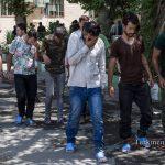 Arazel 16 Sh 150x150 - ۲۱ نفر از اراذل و اوباش معروف گلستان دستگیر شدند