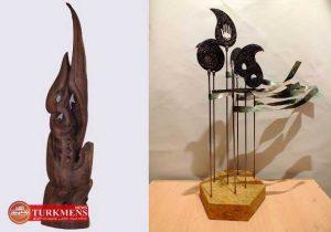 Art Mohtasham 17D 300x210 - موفقیت هنرمندان گلستان در جشنواره ملی محتشم