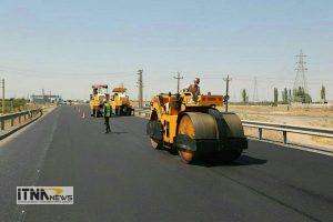 Asfalt 11 M 300x200 - ۵۰ درصد بودجه آسفالت خیابانهای گمیشان هنوز محقق نشده است