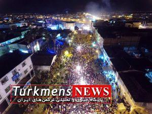 Bandar Turkmen 22B 300x225 - برگزاری جشن بزرگ انقلاب در بندرترکمن