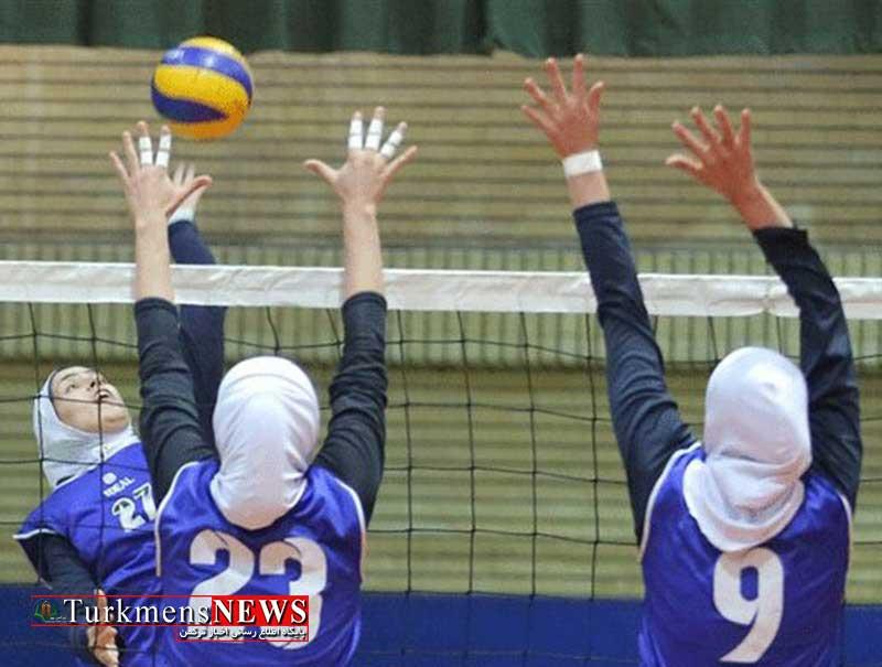 Banovan Varzesh 16F - دعوت دو ورزشکار گلستانی به اردوی تیم ملی والیبال دختران
