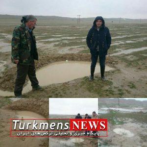Baran 26B 300x300 - باران، مراتع تشنه شمال گلستان را سیراب کرد