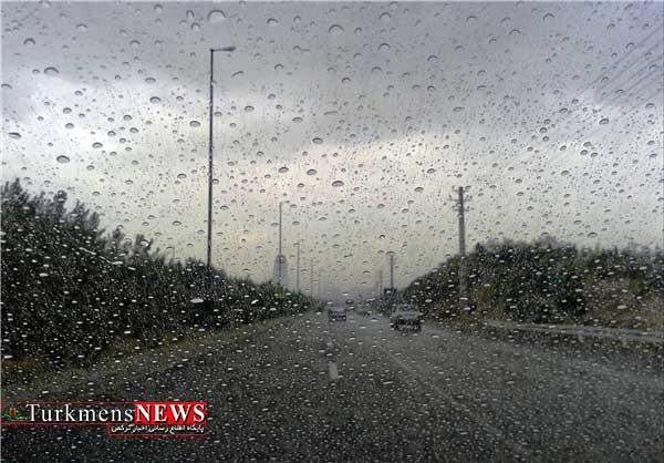 Baran 30T - هشدار هواشناسی به مردم /بارشهای جدید در راه گلستان