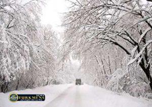 Barf 9 B 300x210 - بارش ۸۰ سانتی متری برف در گلستان