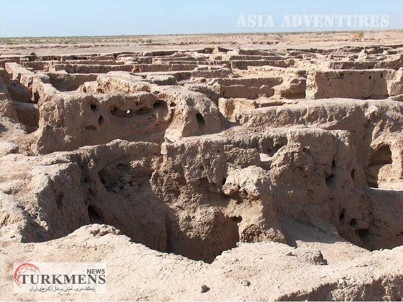Bastanshenasi 1 26Az - برنامه ۴ ساله تحقیقات باستانشناسی در ترکمنستان تصویب شد