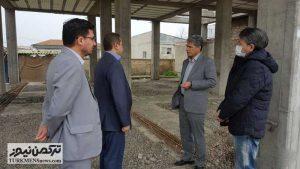Bazdid 17D 1 300x169 - جاذبههای خوب گردشگری شهرستان ترکمن ظرفیت خوبی برای سرمایهگذاران است