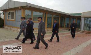 Bazdid 17D 2 300x183 - جاذبههای خوب گردشگری شهرستان ترکمن ظرفیت خوبی برای سرمایهگذاران است