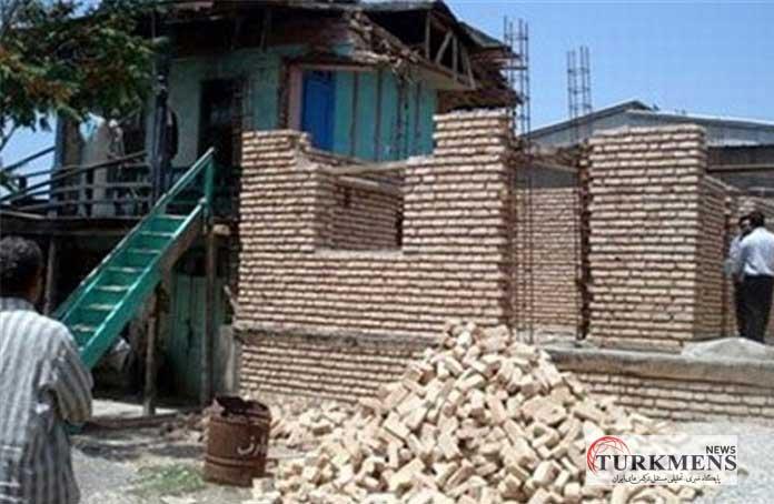 Bazsazi 26Az - نوسازی 70 هزار واحد مسکونی غیر مقاوم روستایی در حال انجام است