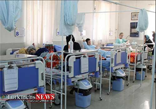 Bimarestan 25T - گله مندی مراجعه کنندگان از وضعیت ارائه خدمات بیمارستان حکیم جرجانی گرگان