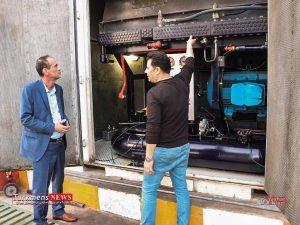 CNG TurkmensNews 3 300x225 - جايگاه سوخت CNG گدم آباد گنبد کاووس به زودی راه اندازی می شود/رفع معضل ترافیک مقابل پل+تصاویر