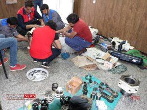CNG TurkmensNews 4 300x225 - جايگاه سوخت CNG گدم آباد گنبد کاووس به زودی راه اندازی می شود/رفع معضل ترافیک مقابل پل+تصاویر