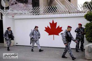 Canada 25D 300x200 - هشدار سفارت کانادا در لبنان به اتباع خود درباره حملات تروریستی