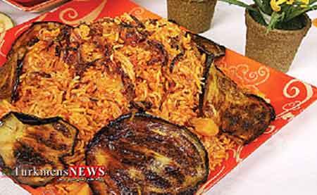 Chekderme 10A - ترکمن ها برنج فوق العاده ای می پزند