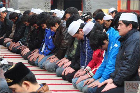 Chines 18 Sh - 99 درصد مسلمانان چین از «اهل سنت» هستند