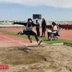 تیم گنبدکاووس,قهرمانی مسابقات دو و میدانی نونهالان و نوجوانان دختران,سومین المپیاد ورزشی