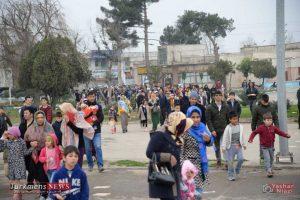 DSC 8146 1 300x200 - همایش بزرگ پیاده روی خانوادگی در گنبدکاووس برگزار شد+تصاویر