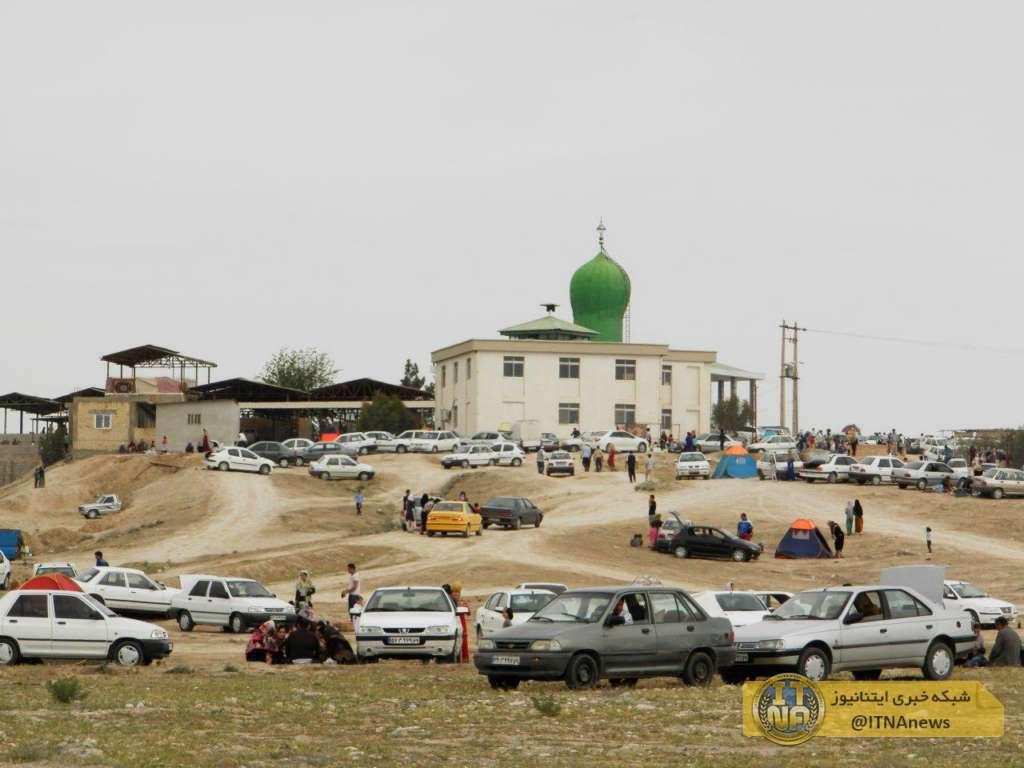 Daneshmand Ata 26F 5 - بازدید گردشگران و مسافران از زیارتگاه دانشمند آتا +تصاویر