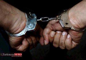 Dastgir 12A 300x212 - شناسایی و دستگیری عامل آدم ربایی در گنبدکاووس