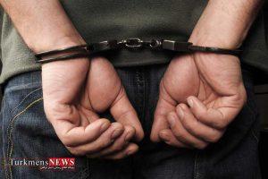 Dastgiri 11A 300x200 - عامل برداشت غیرمجاز پول از حساب شهروند گنبدی دستگیر شد