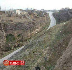 Daz 2 13E 300x291 - مشکلات جاده کلاله - گنبد در روستای صوفی شیخ داز و درخواست مردم