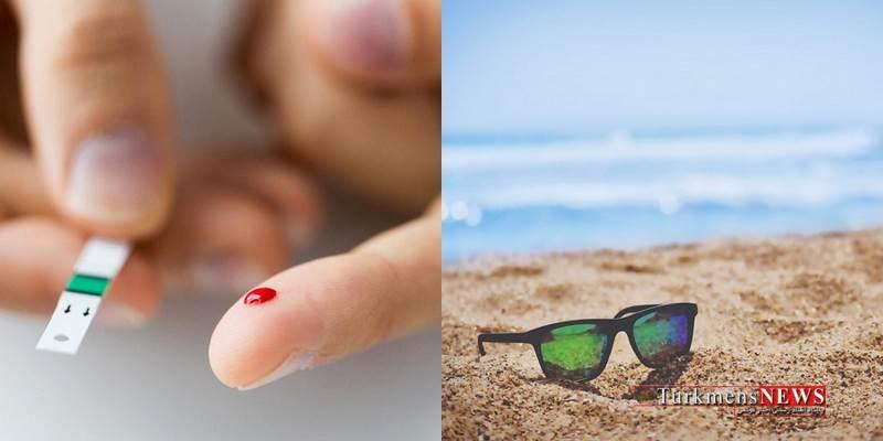 Diabet 4M 10 - ۹ نکته بسیار مهمی که دیابتی ها در تابستان باید رعایت کنند