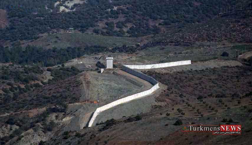 Divar 6 Sh - چرا تركيه در مرز ايران ديوار ميكشد