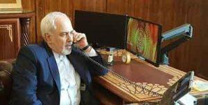 Eýranyň daşary işler ministri 300x152 - Kuweýtiň we Owganystanyň daşary işler ministrleri Fahrizadeniň öldürilmegini ýazgardylar