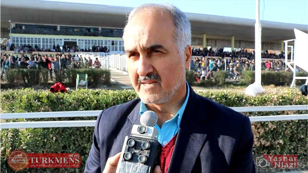 Ebrahim Gaffari TurkmensNews - چابکسواران مجموعه سوارکاری گنبد کاووس بیمه میشوند