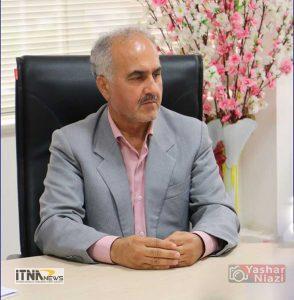 Ebrahim Ghaffari itnanews 294x300 - تیم والیبال ایرانیان گنبدکاووس طبق برنامه از هفته آینده در بازیهای لیگ بازی میکند