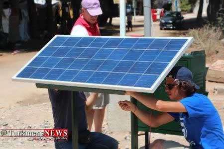 Enerjy Khorshid 11A 2 - سلول خورشیدی جدید به طور همزمان هیدروژن و الکتریسیته تولید میکند