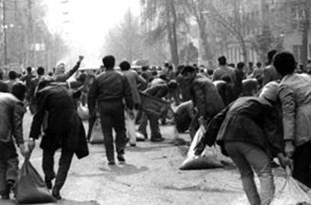 Enghelab 26T - مبارزات مردم گنبدکاووس با ضدانقلاب در سالهای 57 و 58