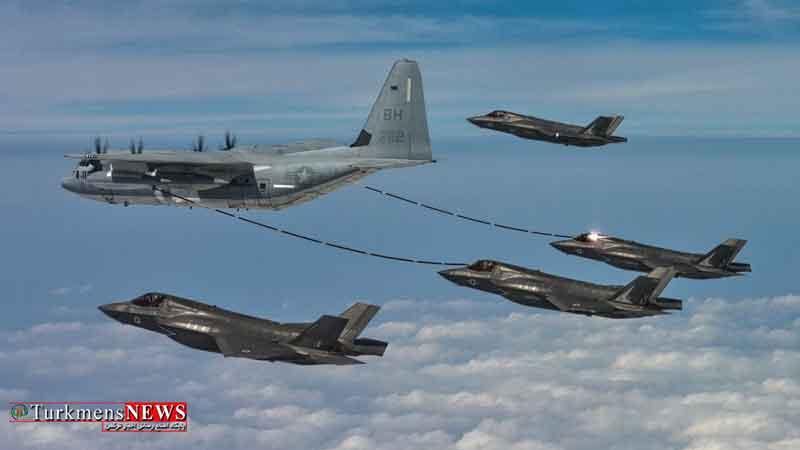 F-35-flyene
