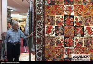 Farsh 27az 300x209 - دومین نمایشگاه فرش دستباف استان گلستان برگزار میشود