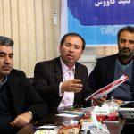 گنبدکاووس, نشست خبری,عضو شورای اسلامی