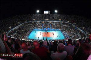 GetImage 1 300x200 - افتتاحیه والیبال قهرمانی جهان با قدرت نمایی گلادیاتورها+ عکس
