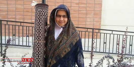 Ghaliche 12A 2 - قالیچه ترکمن پیشکشی برای گرهگشایی امام مهربانی