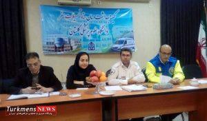 Golestan 23E 300x176 - 47 پایگاه فوریت های پزشکی گلستان در طرح نوروزی فعال است