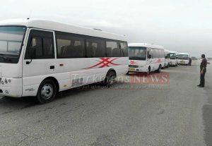 GonbadBus 1 1 300x207 - خداحافظی با خودروهای فاقد کولر در حمل و نقل عمومی گنبدکاووس