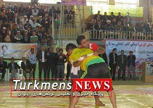 Gorosh 22B 300x211 - گلستان قهرمان مسابقات کشتی گورش