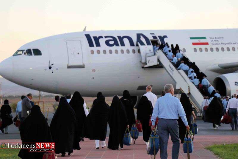 Haj 20M - بیش از 69 هزار زائر ایرانی عازم سرزمین وحی شدند