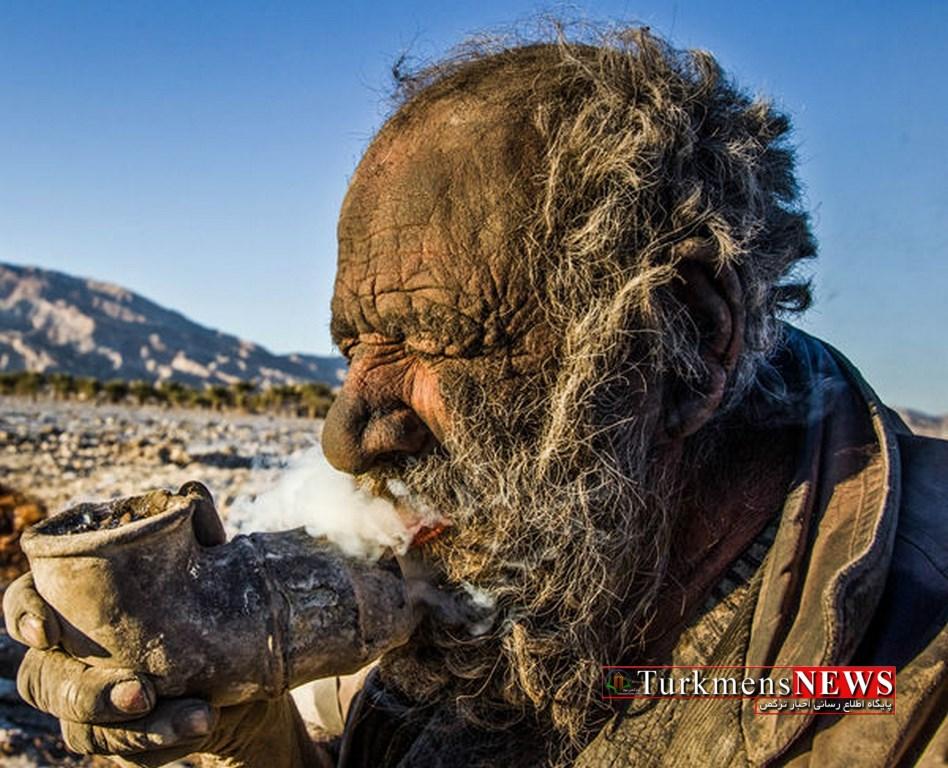 Hamam 1 - داستان عجیب پیرمرد ۸۰ ساله ایرانی که ۶۰ سال از آخرین حمام او میگذرد+ تصاویر