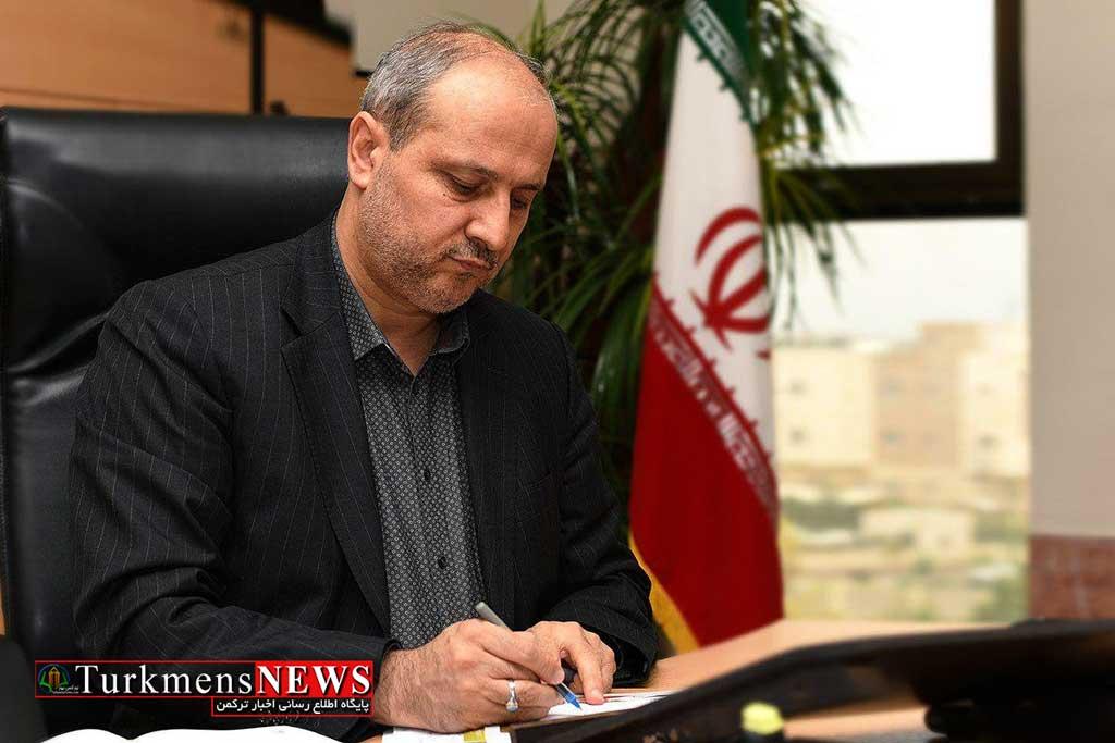 Hashemi 28F - پیام تبریک استاندار گلستان به مناسبت روز ارتش جمهوری اسلامی ایران