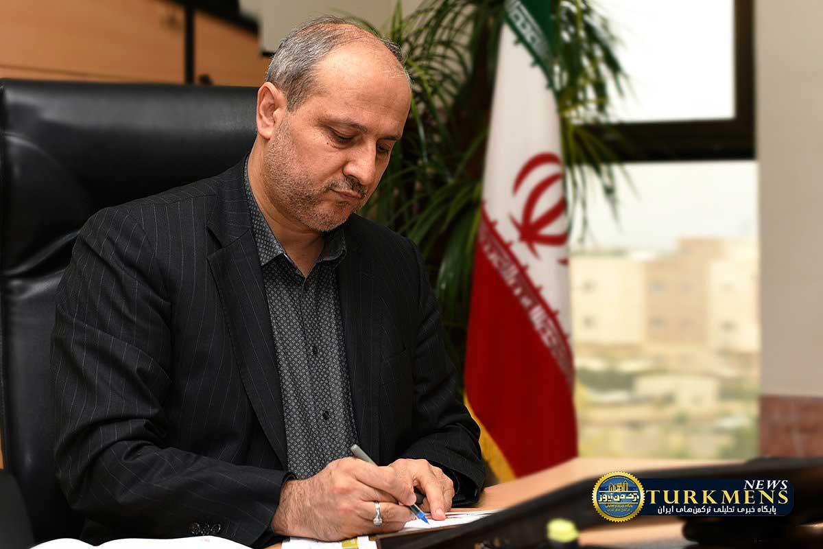 Hashemi Ostandar G 2B - پیام تبریک استاندار گلستان به مناسبت ولادت باسعادت حضرت زینب(س) و روز پرستار