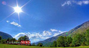 Hava Saf 12F 300x161 - آسمان گلستان برای روز طبیعت صاف پیش بینی شد