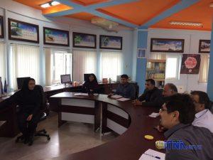 Havashenasi 10 Mehr 300x225 - برگزاری جلسه پیشآگاهی و کمیته بحران هواشناسی استان گلستان